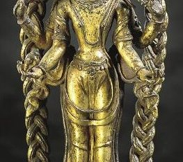 Vishnu with Serpents