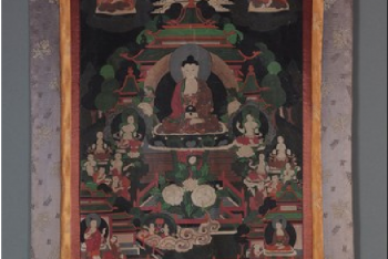 Amitabha/Amitayus Buddha – Pureland (Sukhavati)