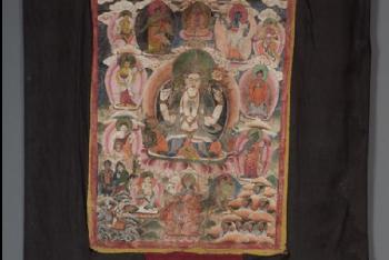 Avalokiteshvara (Bodhisattva & Buddhist Deity) – Chaturbhuja (4 hands)