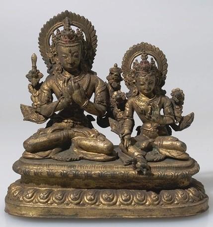 Manjushri (Bodhisattva & Buddhist Deity)