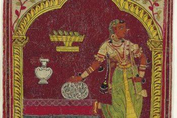 Ragamala Album: Desakhya Ragini
