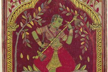 Ragamala Album: Gujjari Ragini