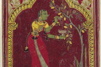 Ragamala Album: Gunakari Ragini