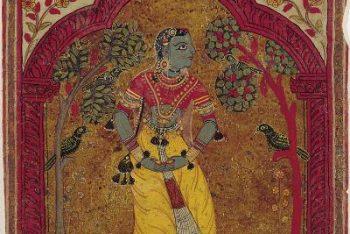Ragamala Album: Kakubha Ragini