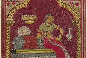 Ragamala Album: Lalita Ragini