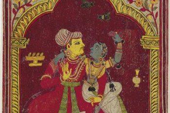 Ragamala Album: Madhukari Ragini