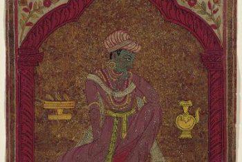 Ragamala Album: Natanarayana Raga