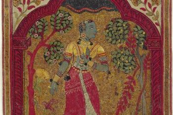 Ragamala Album: Sarthika Ragini