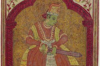 Ragamala Album: Sri Raga