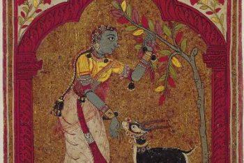 Ragamala Album: Trotika Ragini
