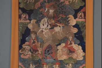 Worldly Protector (Buddhist) – (unidentified male)