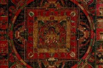 A Rare Paubha of the Vasudhara Mandala