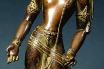 Avalokitesvara Padmapani: Bodhisattva of Mercy Bearing a Lotus
