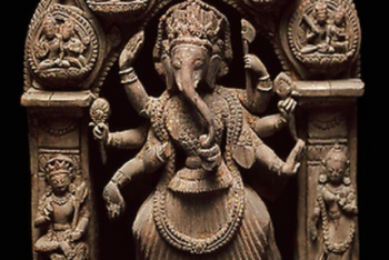 Eight-Armed Dancing God Ganesha