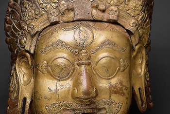 Head of Bhairava, A Horrific Form of God Shiva