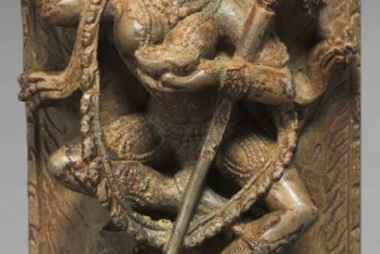 Vajravarahi: Dancing Tantric Buddhist Female Deity