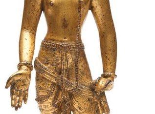 Bodhisattva Avalokiteshvara (8th-9th century)