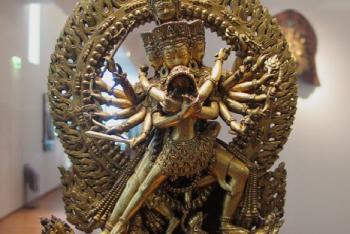 Hevajra (Buddhist Deity) – (Samputa Tantra)