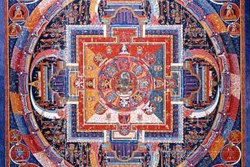 Mandala of Vajrâmrita