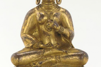 Queen as the Goddess Prajnaparamita