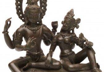 Shiva And Parvati (Uma-Maheshvara-Murti)