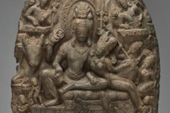 Shiva and Parvati (Uma-Maheshvaramurti)