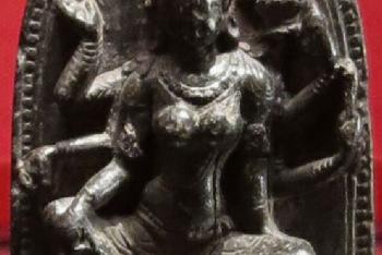 Vasudhara (Buddhist Deity) – (1 face, 6 hands)