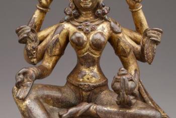 Vasudhara, Goddess of Abundance
