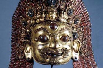 Mask of Bhairava