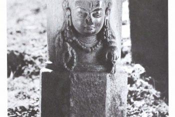 Ekamukha Shiva-linga
