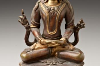 A Buddhist Figure