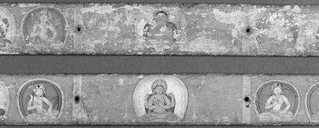 Covers of a Prajnaparamita (The Perfection of Wisdom) Manuscript