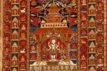 Mandala of Vishnu