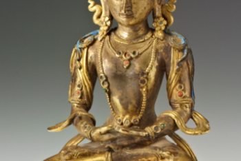 Seated Buddha Amitayus