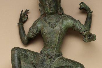 The Hindu God Shiva, From an Uma-Maheshvara pair