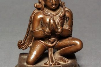 The Hindu God Vishnu's Mount, Garuda
