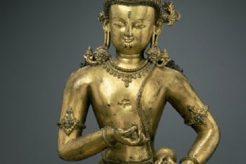 Vajrasattva (Buddhist Deity) – White (solitary)