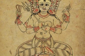 A Tantric Form of the Hindu Goddess Indrani
