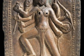 The Hindu Goddess Durga
