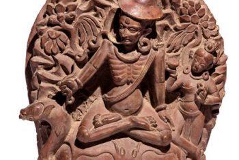 The Mahasiddha (Great Adept) Luyipa