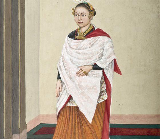 A Newar Woman