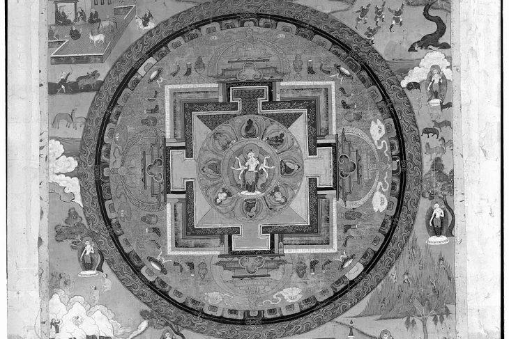 Amoghapasha Mandala