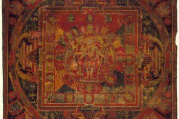 Mandala of Amoghapasha Lokeshvara