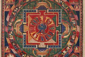 Mandala of Hevajra