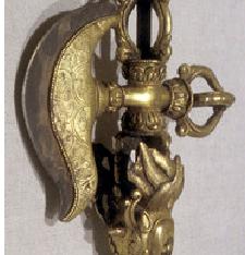 Ritual Object – Purba (peg)