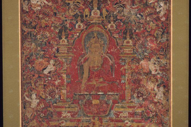 The Temptation of Shakyamuni