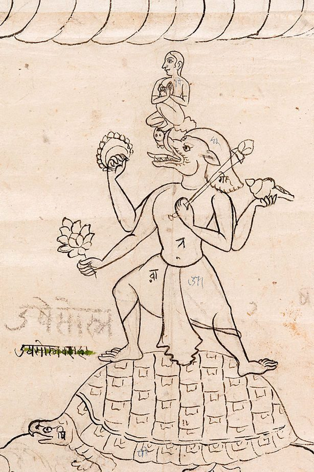 Artist :   Title :  Date : 19th century Medium Description: ink and slight colour on paper Dimensions :  Credit Line : Purchased 2003 Image Credit Line :  Accession Number : 433.2003