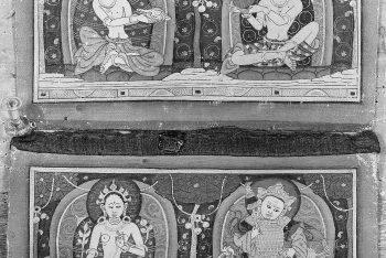 Vaishravana and Vasudhara