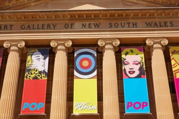 Art Gallery New South Wales, Australia