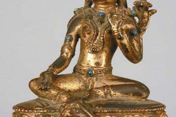 Bodhisattva, possibly Tara